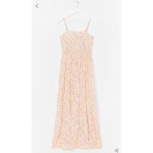 Nasty gal dress 💛🌸